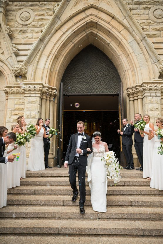 Practically Royal Luxe Chicago Cathedral Wedding | Christina G Photography | LOLA Event Productions 47