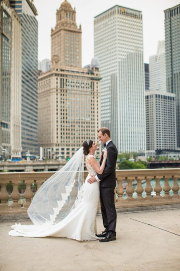 Practically Royal Luxe Chicago Cathedral Wedding | Christina G Photography | LOLA Event Productions 51