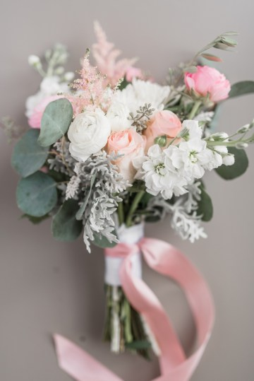 Pretty Pink DIY Barn Wedding With Loads Of Calligraphy Ideas | Audrey Rose Photography 26