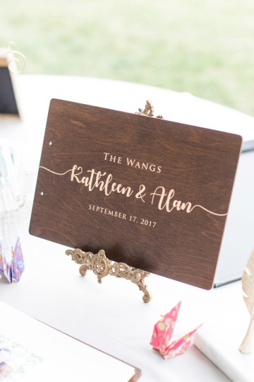 Pretty Pink DIY Barn Wedding With Loads Of Calligraphy Ideas | Audrey Rose Photography 46