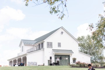 Pretty Pink DIY Barn Wedding With Loads Of Calligraphy Ideas | Audrey Rose Photography 5