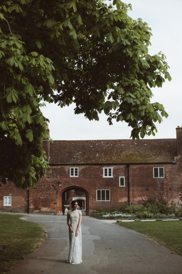 Romantic Wisteria Wedding Inspiration At Fulham Palace | Kitty Wheeler Shaw Photography 26