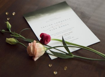 Rose Gold; Romantic Wedding Ideas With Stunning Headpieces | Flavelle & Co 33