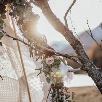 Southwestern Boho Wedding Inspiration In The Swiss Alps | Jaypeg Photogaphy 20
