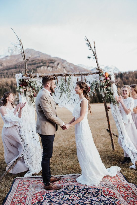 Southwestern Boho Wedding Inspiration In The Swiss Alps | Jaypeg Photogaphy 50