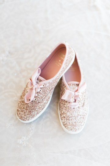Sparkling Pink & Gold California Wedding | Haley Richter Photography 29