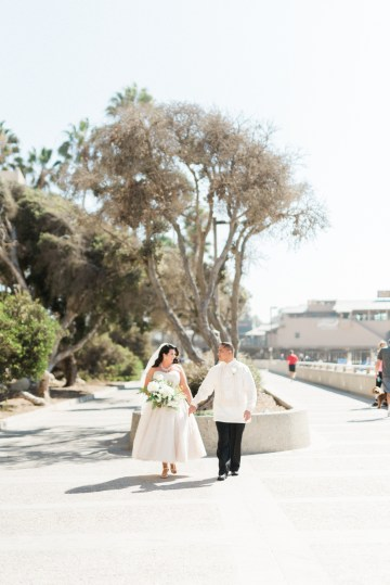 Sparkling Pink & Gold California Wedding | Haley Richter Photography 40