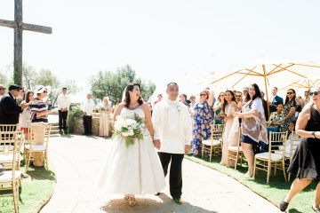 Sparkling Pink & Gold California Wedding | Haley Richter Photography 6