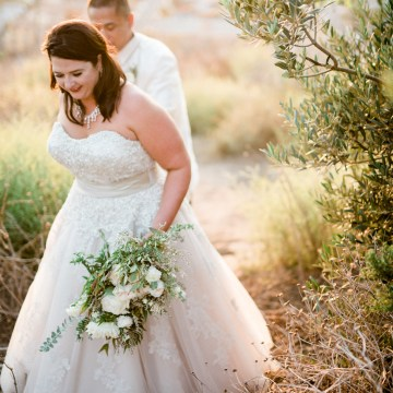 Sparkling Pink & Gold California Wedding | Haley Richter Photography 84