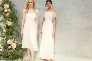 Stylish, Lace Dresses From Coast Perfect For Mix & Match Bridesmaids 2