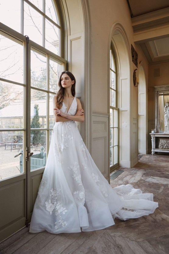 The Romantic & Luxurious Jenny Yoo Bridal Wedding Dress Collection 22