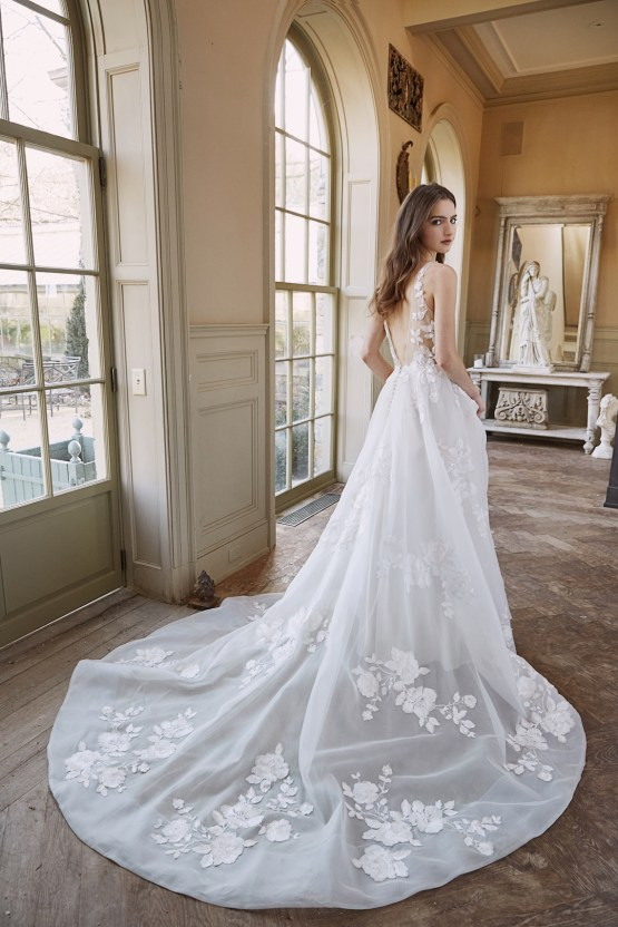 The Romantic & Luxurious Jenny Yoo Bridal Wedding Dress Collection 23
