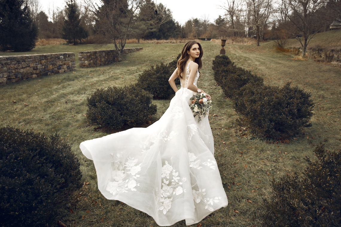 The Romantic & Luxurious Jenny Yoo Bridal Wedding Dress Collection 4