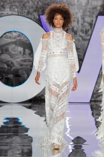 The Sexy & Embellished New Yolan Cris Wedding Dress Collections   MALADETA (1)