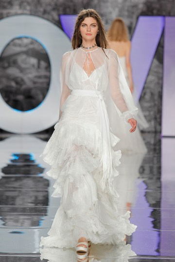 The Sexy & Embellished New Yolan Cris Wedding Dress Collections   POTOSI (3)