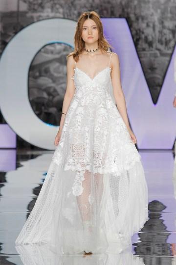 The Sexy & Embellished New Yolan Cris Wedding Dress Collections | SAJAMA (2)