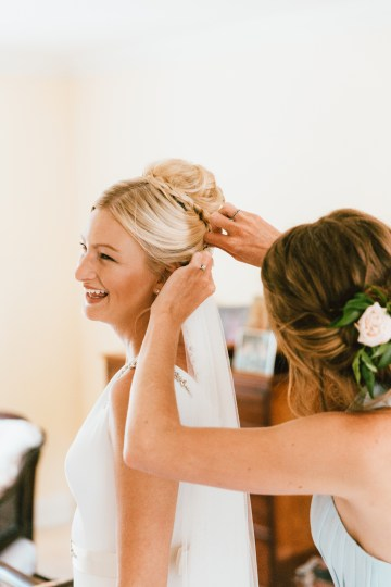 Totally Chic English Wedding With A Sweet Boat Ride   Oak & Blossom 3