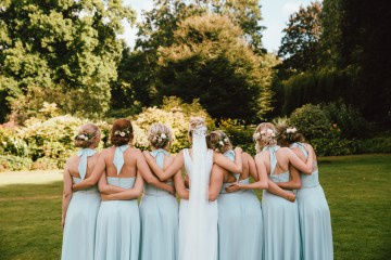 Totally Chic English Wedding With A Sweet Boat Ride   Oak & Blossom 34