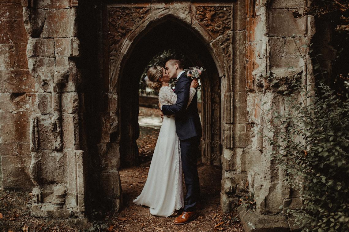 A Sweet, Labor Of Love English DIY Wedding