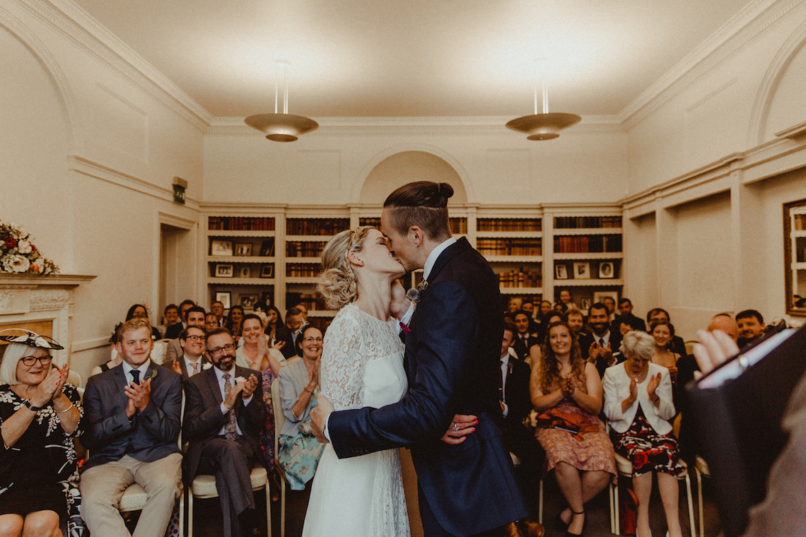 A Sweet, Labor Of Love English Wedding | Light of Wild Photography 9