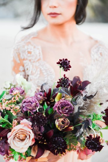 Ethereal Pacific Northwest Beachy Wedding Inspiration   Jessica Lynn Photography 15