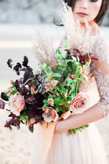Ethereal Pacific Northwest Beachy Wedding Inspiration   Jessica Lynn Photography 25