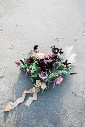 Ethereal Pacific Northwest Beachy Wedding Inspiration | Jessica Lynn Photography 26