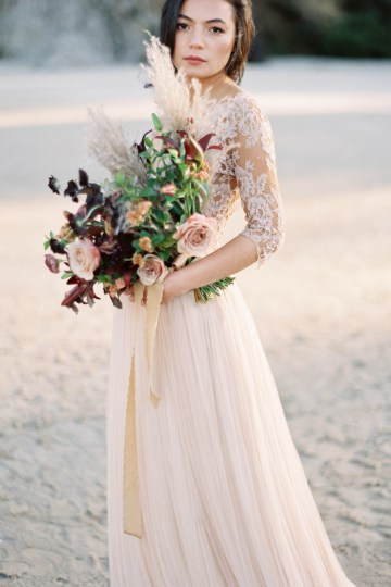 Ethereal Pacific Northwest Beachy Wedding Inspiration   Jessica Lynn Photography 7
