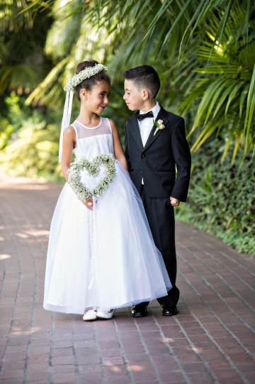 Glamorous Santa Barbara Wedding (With The Sweetest Flower Girl!)   Laurie Bailey Photo 34
