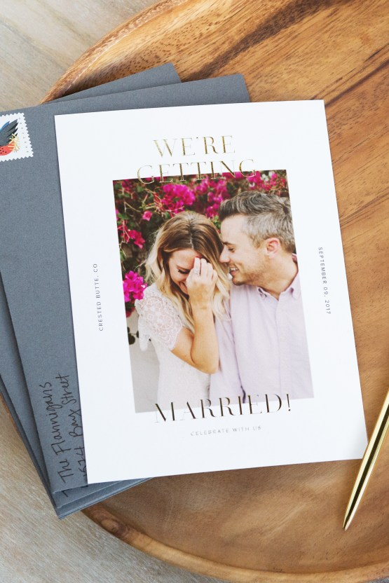 How To DIY Your Wedding Stationery – The Handy Artifact Uprising Guide 1