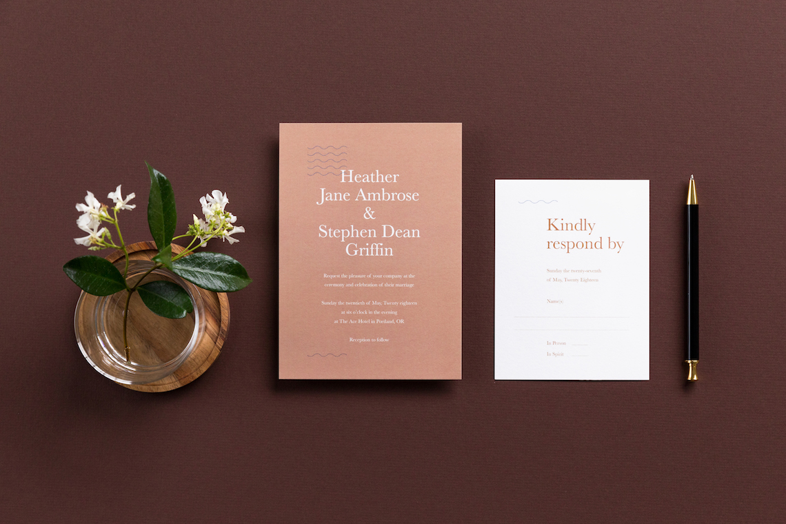 How To DIY Your Wedding Stationery – The Handy Artifact Uprising Guide 3