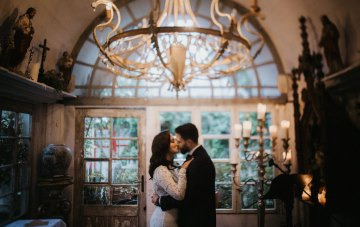 Intimate, Romantic, Vintage Chapel Wedding Film In Germany