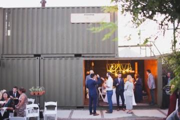 Modern Hip Taco Wedding In A Funky Gallery Venue | Claire Eliza 50