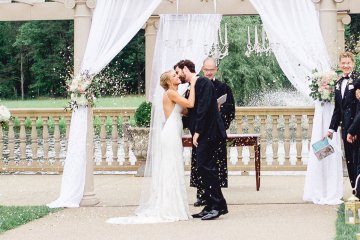 Relaxed Virginia Winery Wedding | Alison Leigh Photography 25