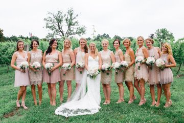 Relaxed Virginia Winery Wedding | Alison Leigh Photography 28