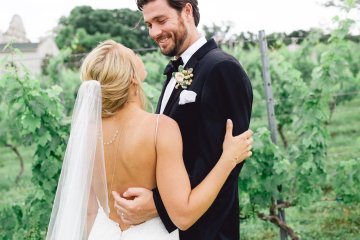 Relaxed Virginia Winery Wedding | Alison Leigh Photography 34