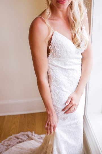 Relaxed Virginia Winery Wedding | Alison Leigh Photography 9