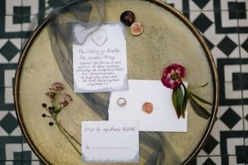 Romantic, Spanish, Hemingway Inspired Wedding Style | All in Love Design by Anna Lisa | Scott Sikora 13