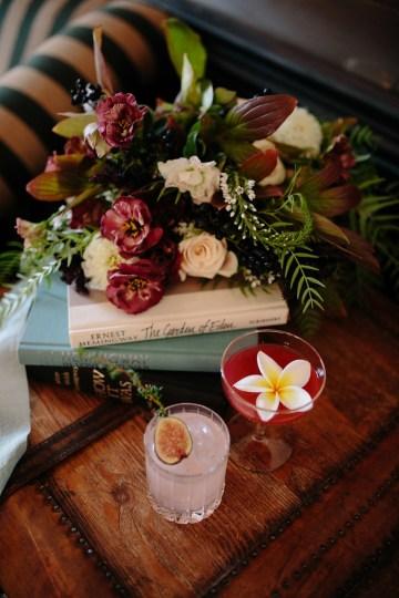 Romantic, Spanish, Hemingway Inspired Wedding Style | All in Love Design by Anna Lisa | Scott Sikora 16