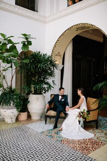 Romantic, Spanish, Hemingway Inspired Wedding Style | All in Love Design by Anna Lisa | Scott Sikora 23