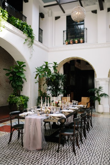 Romantic, Spanish, Hemingway Inspired Wedding Style | All in Love Design by Anna Lisa | Scott Sikora 37