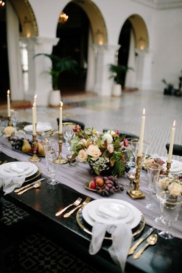 Romantic, Spanish, Hemingway Inspired Wedding Style | All in Love Design by Anna Lisa | Scott Sikora 41