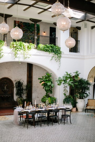 Romantic, Spanish, Hemingway Inspired Wedding Style | All in Love Design by Anna Lisa | Scott Sikora 47