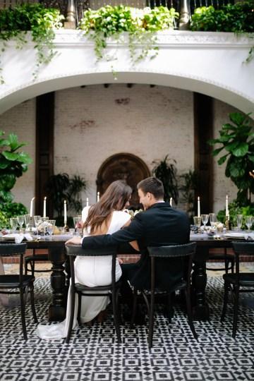 Romantic, Spanish, Hemingway Inspired Wedding Style | All in Love Design by Anna Lisa | Scott Sikora 48