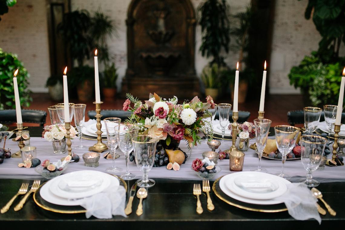 Romantic, Spanish, Hemingway Inspired Wedding Style   All in Love Design by Anna Lisa   Scott Sikora 6