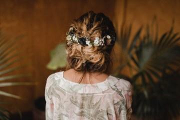 Rustic Barcelona Wedding Featuring Chic Bridal Separates | Visual Foto 5
