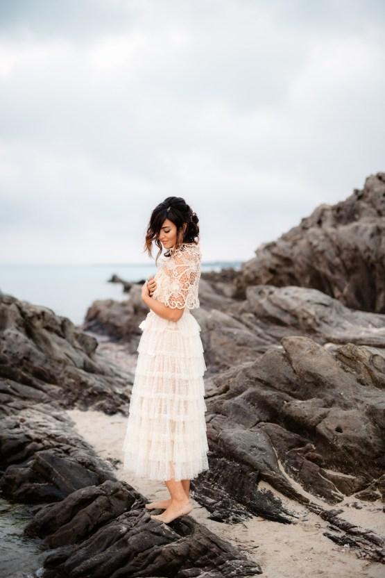 Shipwrecked; Seaside Elopement Inspiration From Sardinia | Valeria Mameli 28