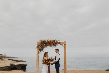 Southwestern Styled Beachy Wedding Ideas | Flourish | Madeline Barr Photo 11