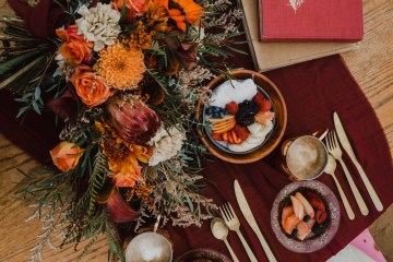 Southwestern Styled Beachy Wedding Ideas | Flourish | Madeline Barr Photo 13