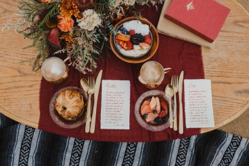 Southwestern Styled Beachy Wedding Ideas | Flourish | Madeline Barr Photo 16